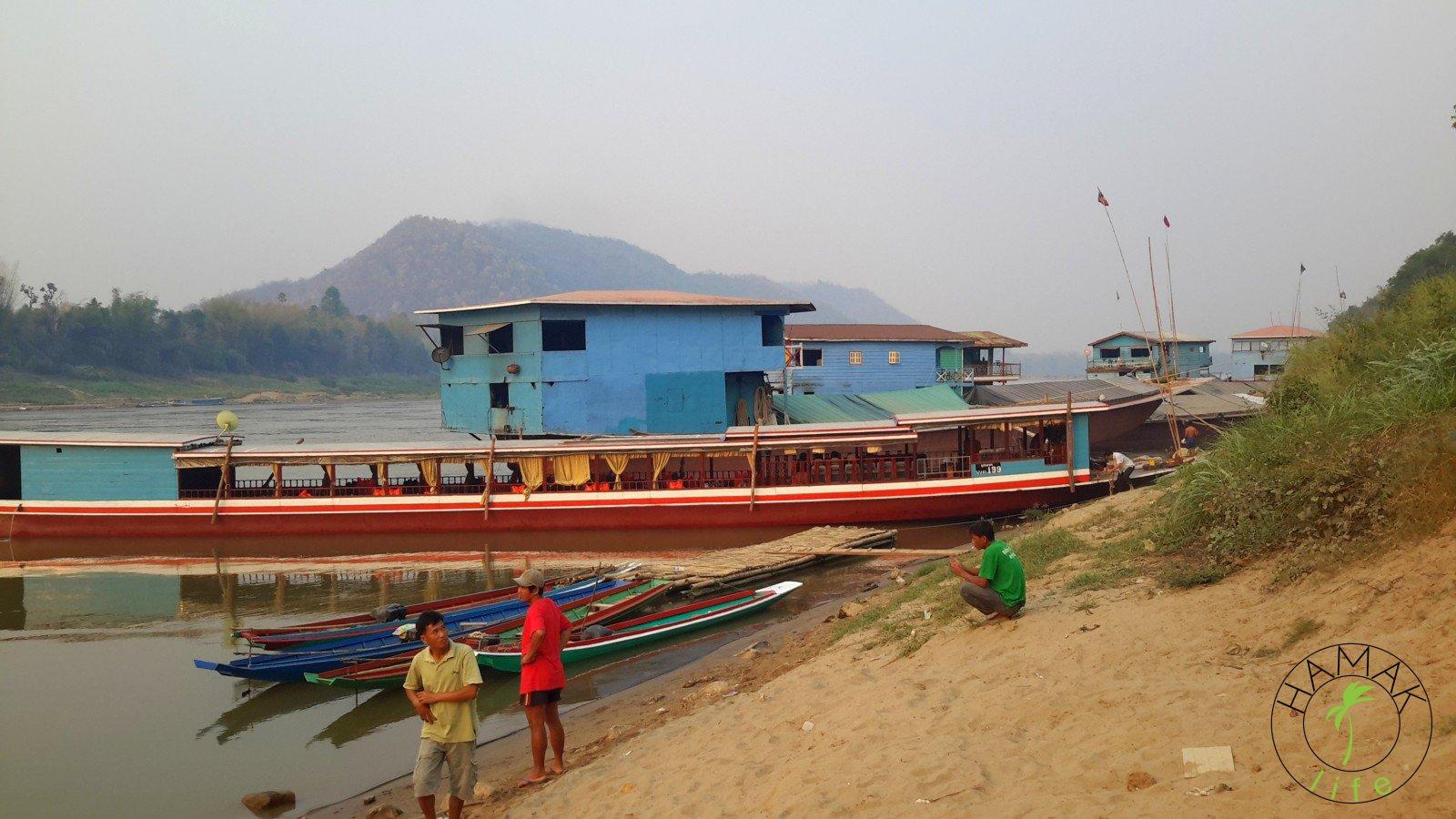 Pakbeng, Laos 2015