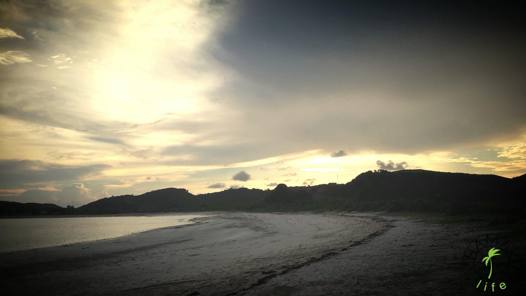 Plaże w Indonezji