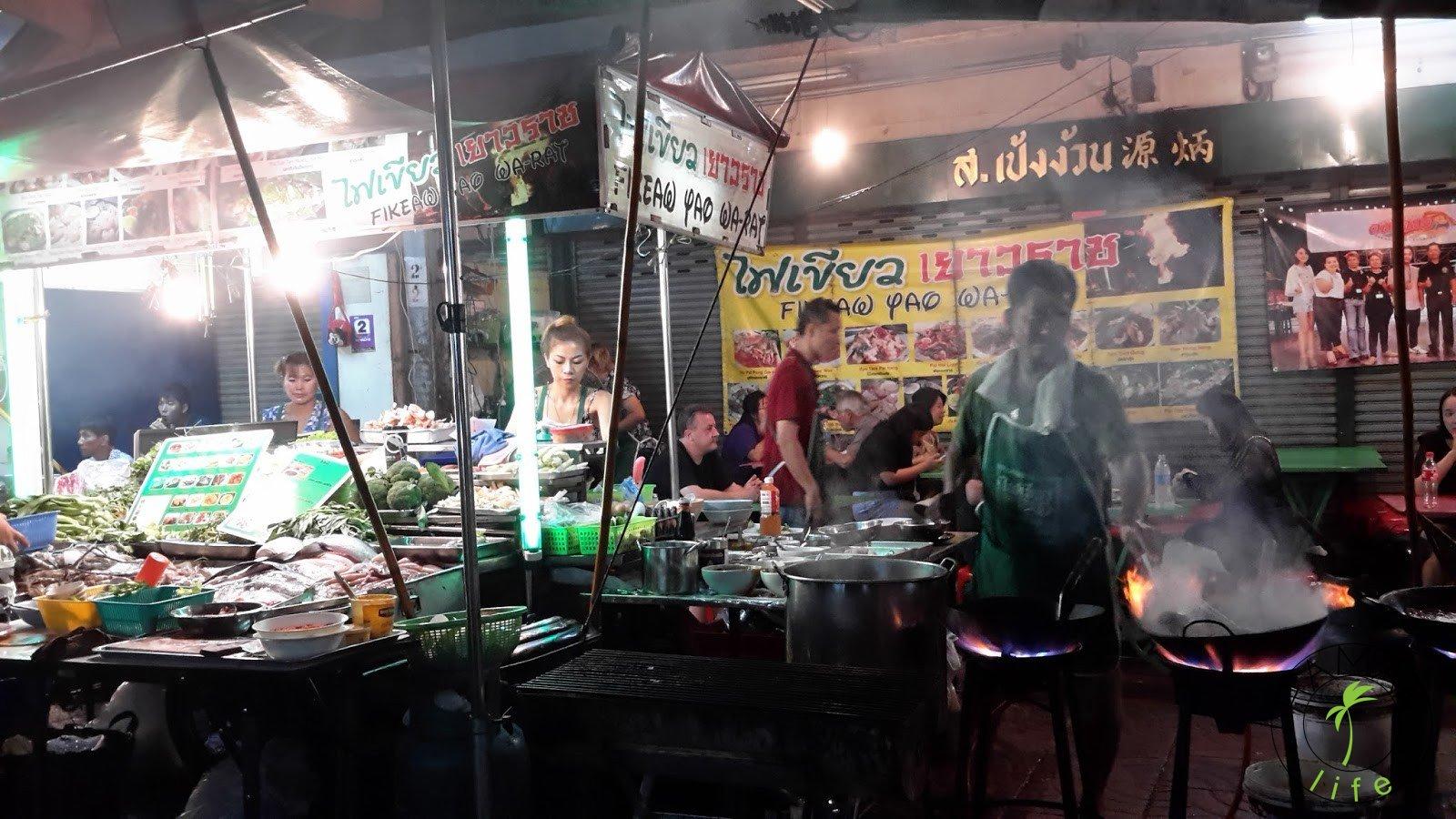 China Town, Bangkok, Thailand 2015
