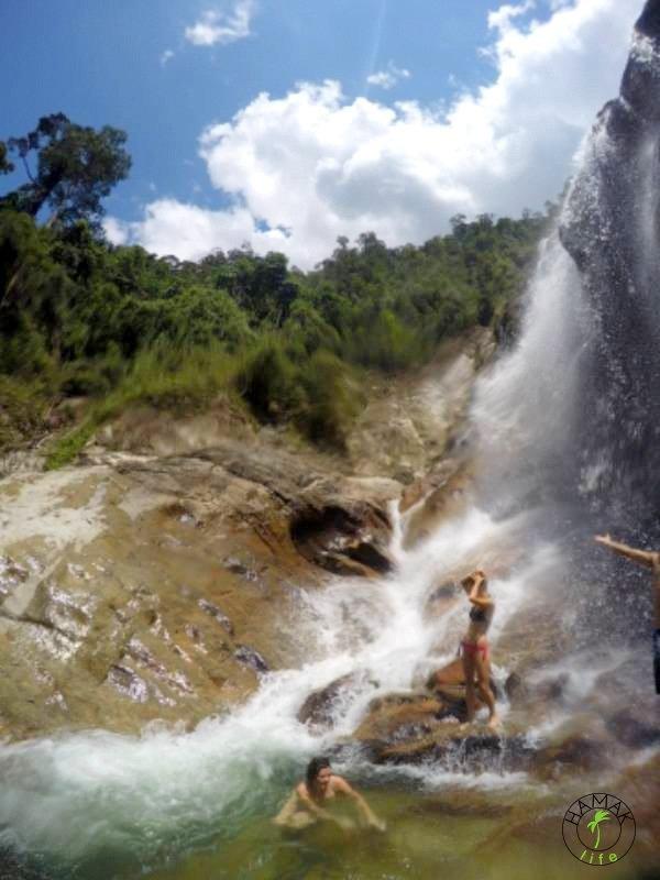 Taman Negara waterfall 2015 © fot.Gabriela Paz