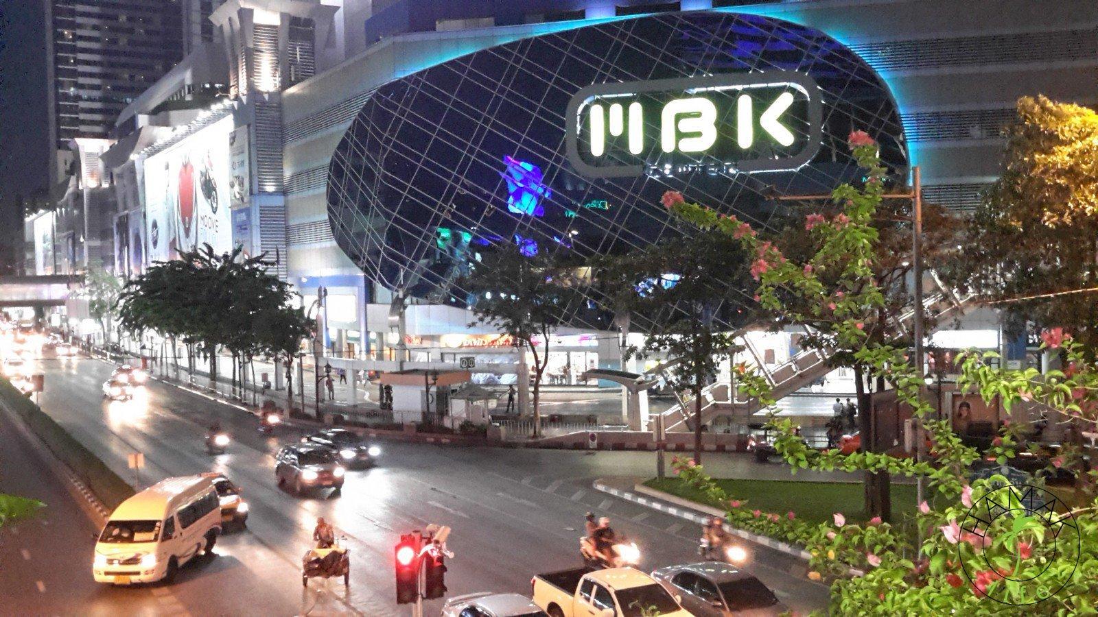 MBK - centrum handlowe, Bangkok, Thailand