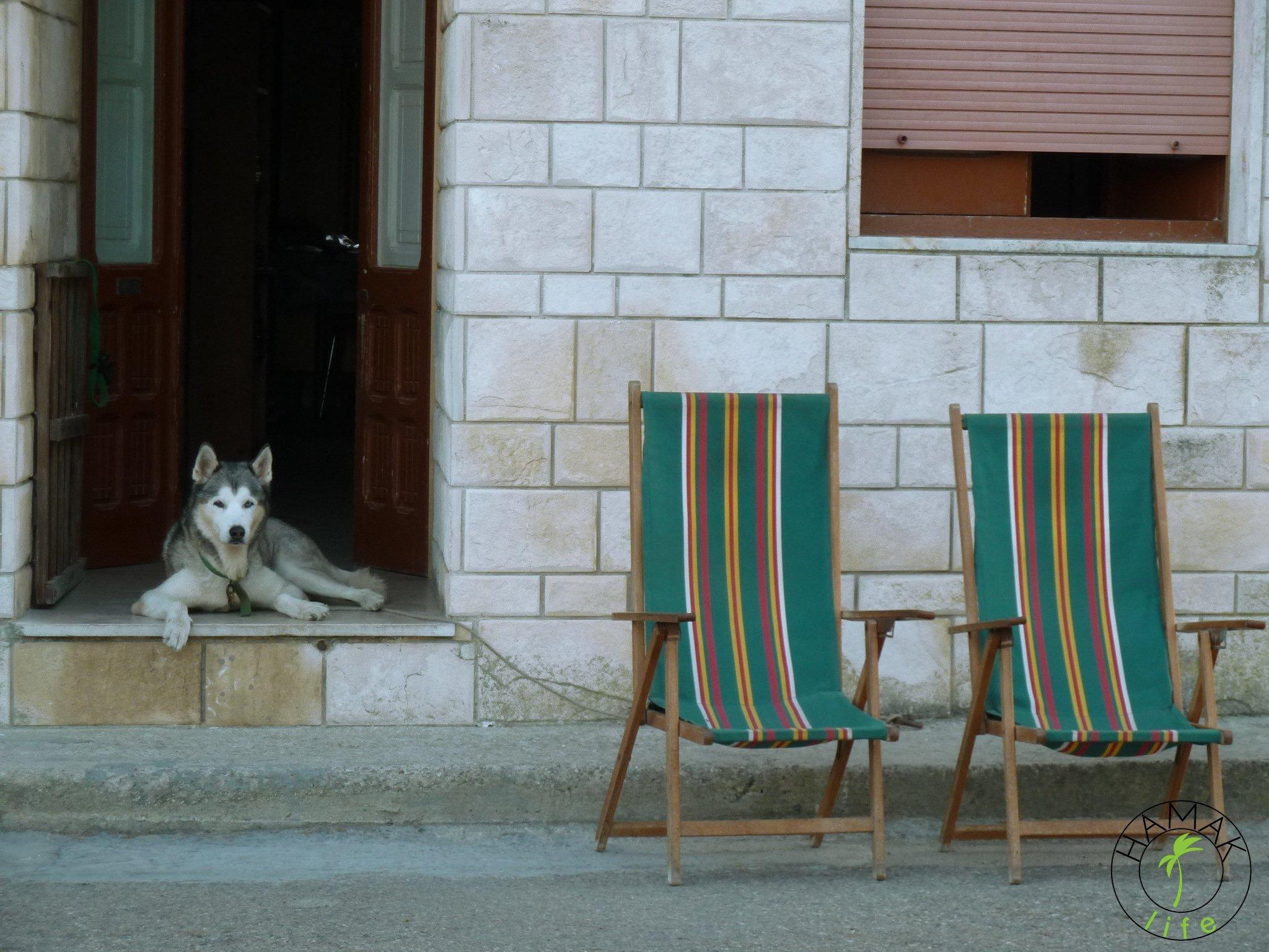 Uliczka w Apulii, Południowe Włochy